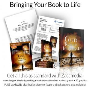 Zaccmedia self-publishing package
