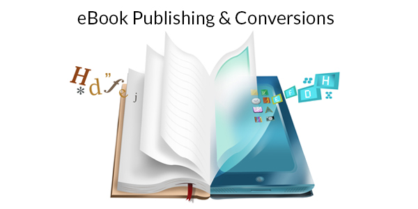 eBook Publishing and Conversions