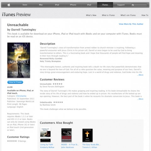 Unreachable_iTunes