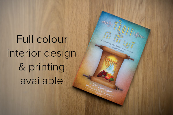Colour Book Design