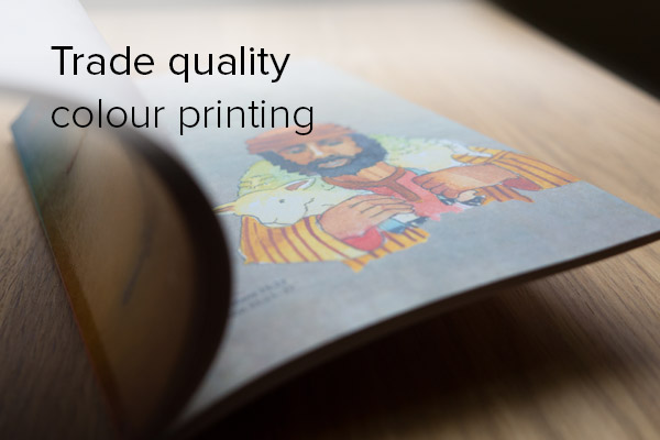 Colour Book Printing