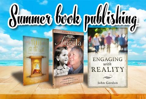 UK, USA & Australia POD Book Publishing Services