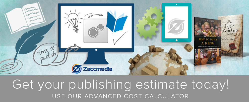 Zaccmedia Publishing Cost Calculator