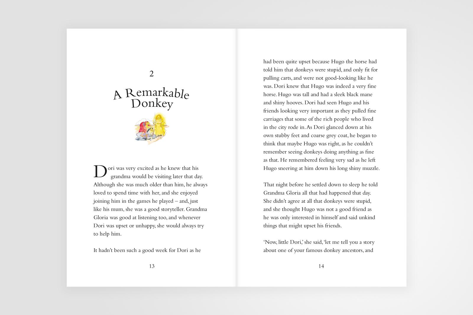 Page Layout Design - Zaccmedia
